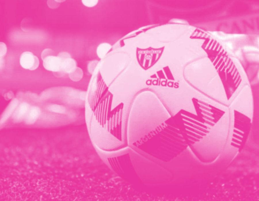 El Canillas mete un gol contra el cáncer de mama