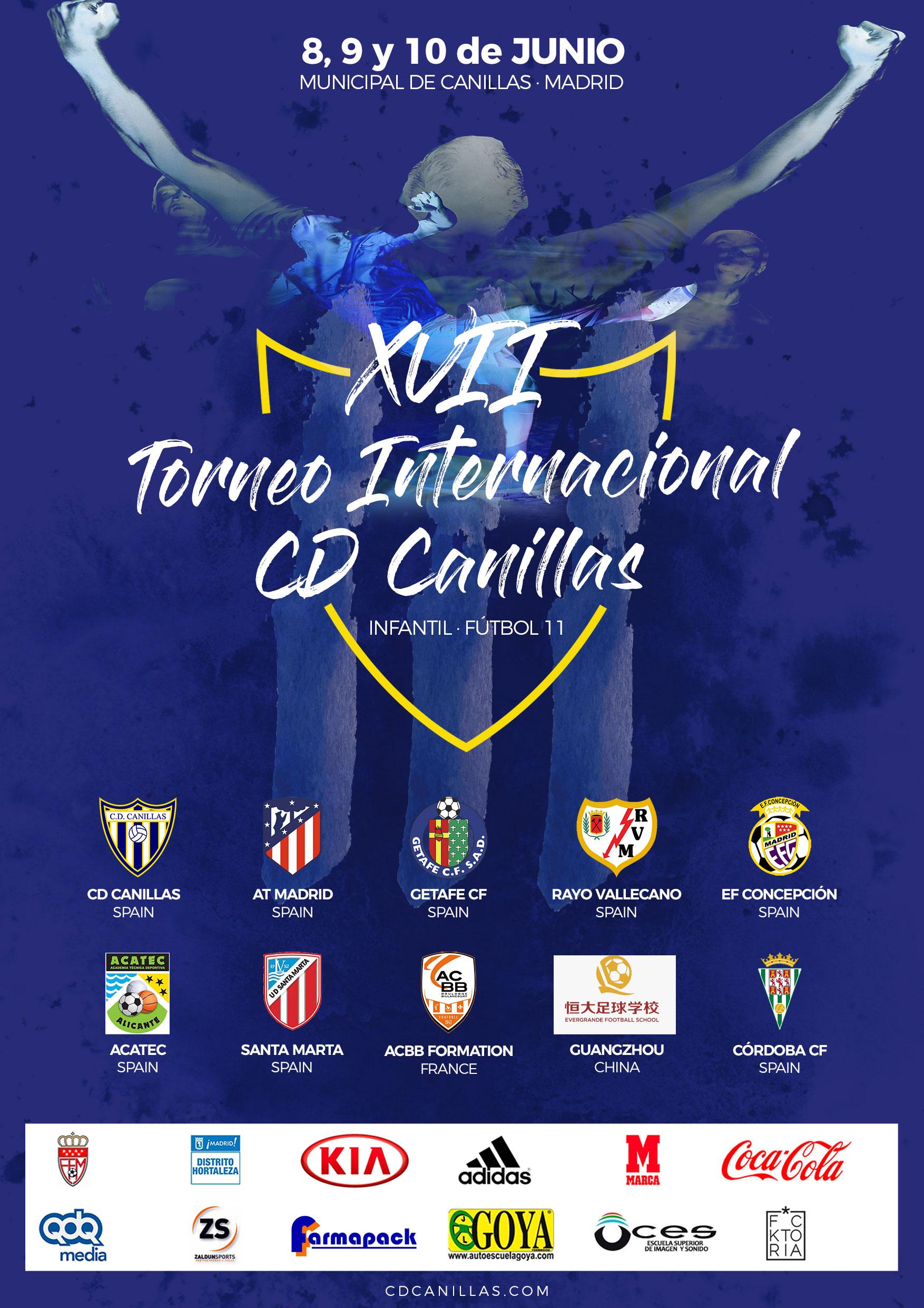 Ya está aquí un año más el Torneo Internacional Infantil