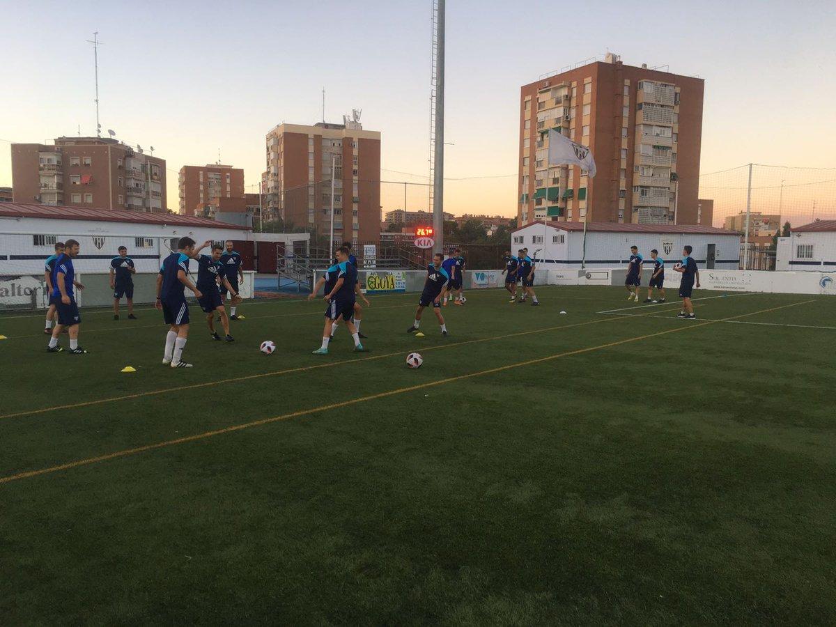 El 26 de agosto el Primer Equipo debutará en Tercera División