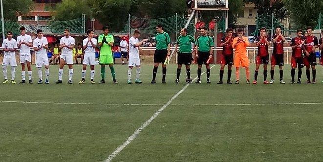 El Juvenil A logra el empate contra el Adarve en el minuto 94