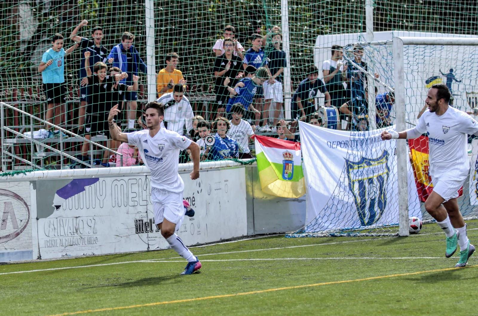 El Canillas consigue su primera victoria en Tercera División