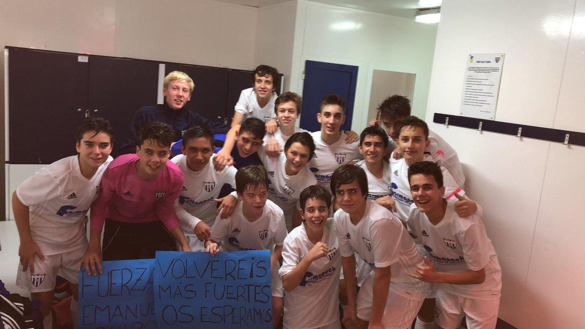El Cadete C gana su primer partido de Liga