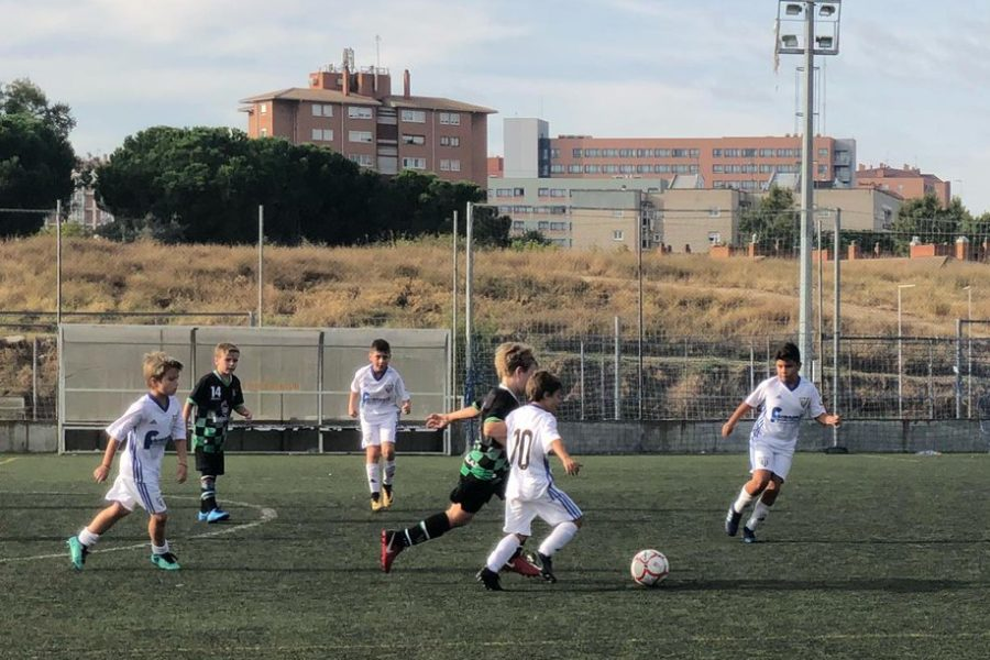 El Benjamín B lo intenta hasta el final