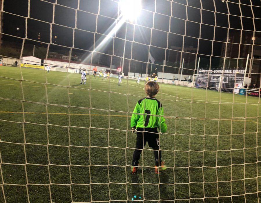 Fútbol en estado Prebenjamín